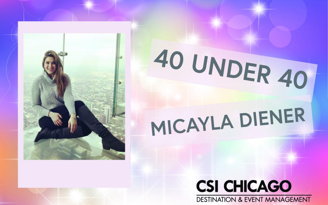 Micayla Diener: 40 Under 40 Winner 2019