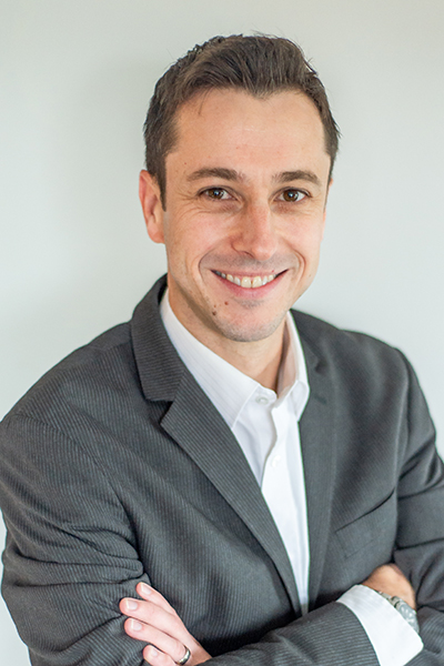 AJ Bownas, CMP<br>Vice President of<br>Event Management</br>