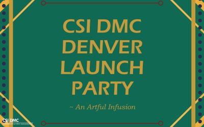 CSI DMC Denver Launch Party: A Smashing Success!