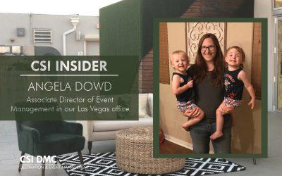 CSI Insider: Hello Angela Dowd