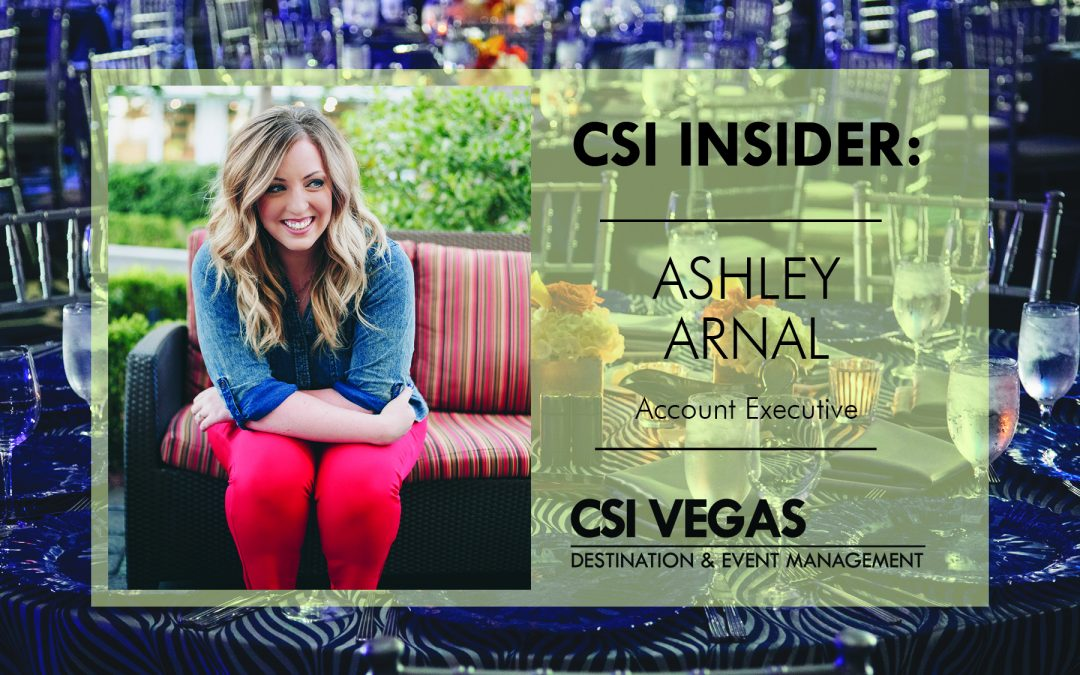 CSI Insider: Good Morning Ashley Arnal!