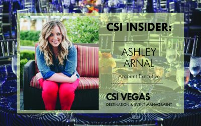 CSI Insider: Good Morning Ashley Arnal!