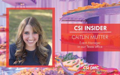 CSI Insider: Good Morning Caitlin Mutter