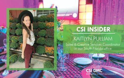 CSI Insider: Welcome Kaitlyn Pulliam