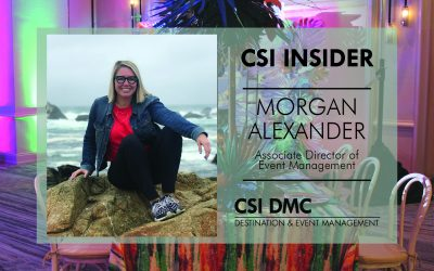 CSI Insider: Good Morning Morgan Alexander!