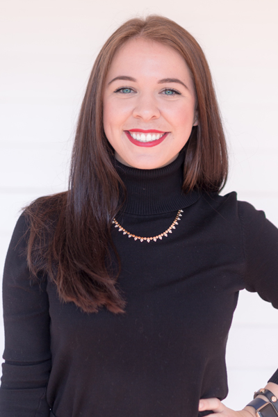 Devon Cribbin<br>Senior Event Manager</br>