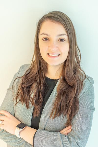 Emma Harrell<br>Sales & Creative<br>Services Coordinator</br>