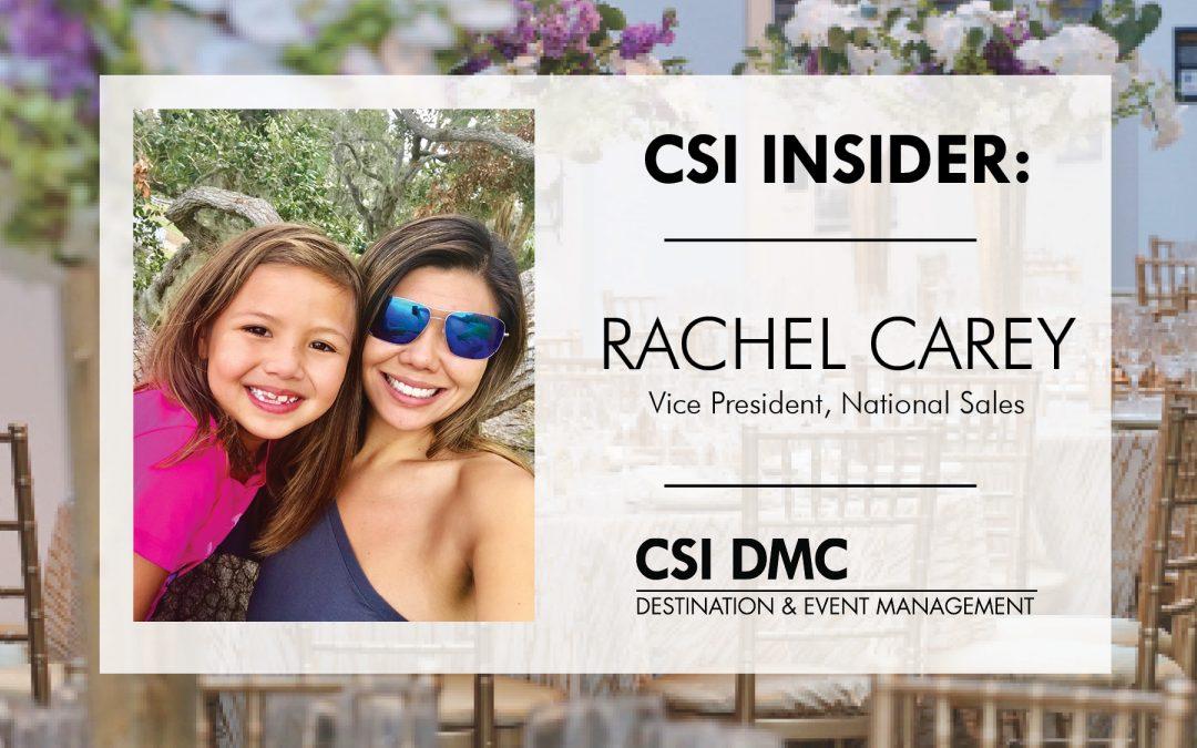 CSI Insider: Meet the Wonderful Colleague and Mother – Rachel Carey!