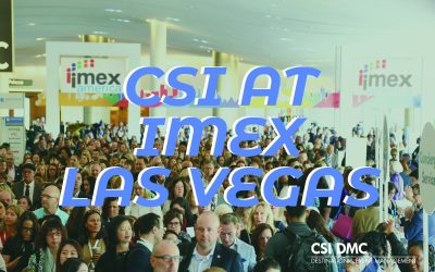 CSI at IMEX Las Vegas 2019