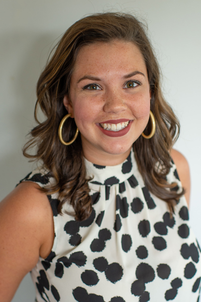 Sarah Beth Mullins<br>Sales & Creative Services Coordinator</br>