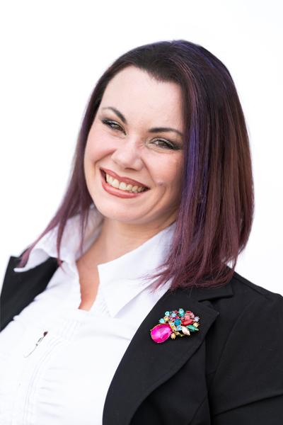 Sunny Petito<br>Sales & Creative Services Coordinator</br>