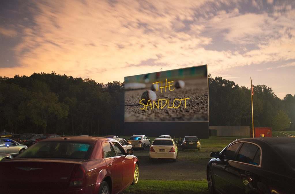 CSI Experiences: Take Me Out to the Drive-In
