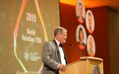 BGSU Entrepreneurial Leadership Hall of Fame: Congratulations David Hainline!