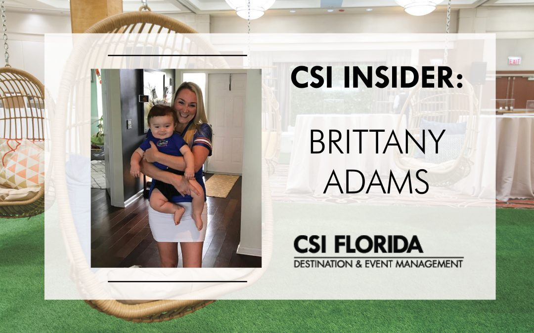 CSI Insider: Sunny Beach Days with Brittany Adams of CSI Florida