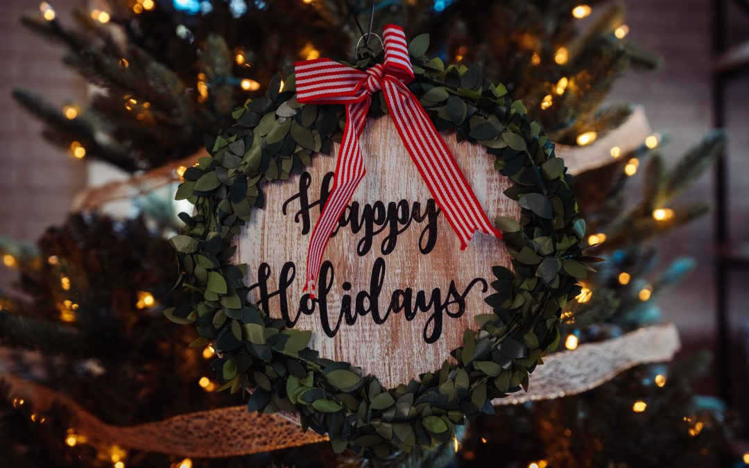 2021 Holiday Traditions: Connect As You Choose!