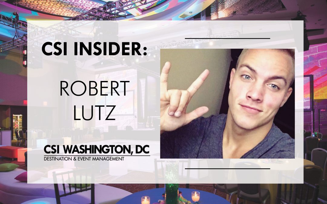 CSI Insider: On the Road with Robert Lutz of CSI Washington, DC