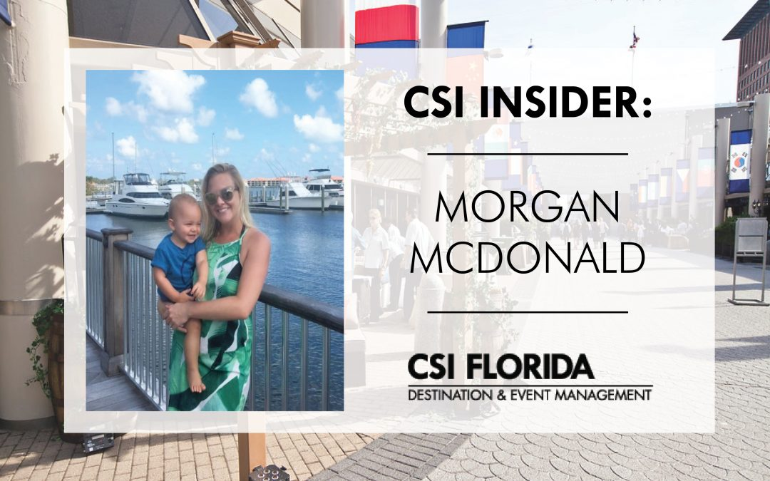 CSI Insider: At Home with Morgan McDonald of CSI Florida